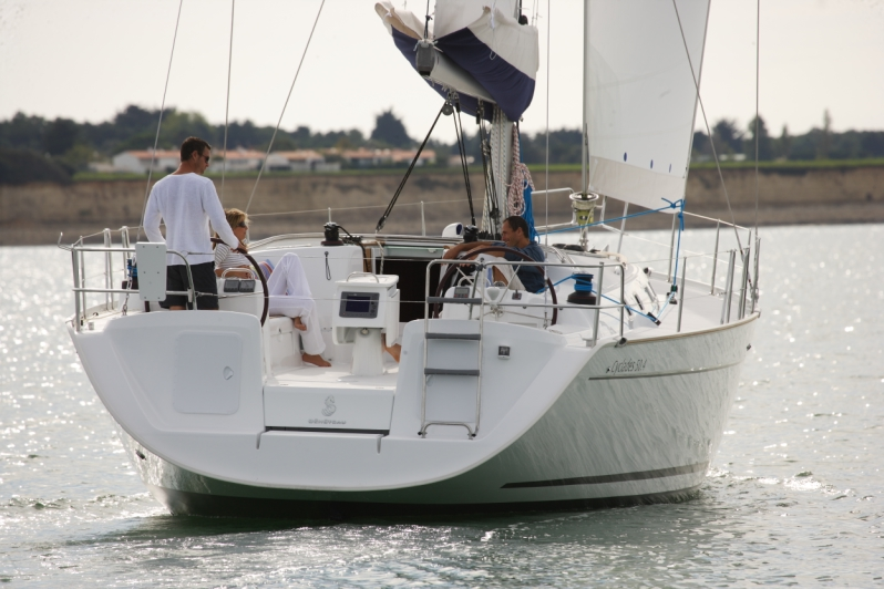 Sunsail Cyclades 50.4