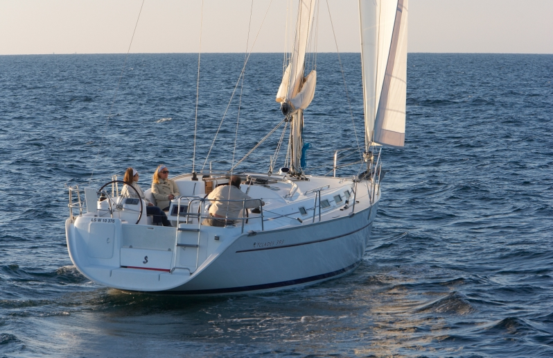 Sunsail Cyclades 39.3