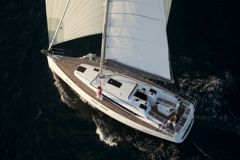 Oceanis 38 New1 Sailitalia