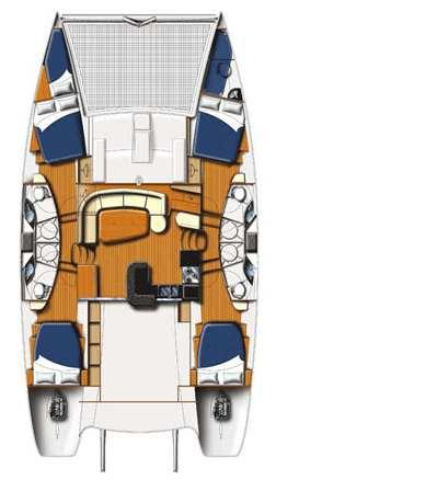 Moorings Leopard 4600 Catamaran