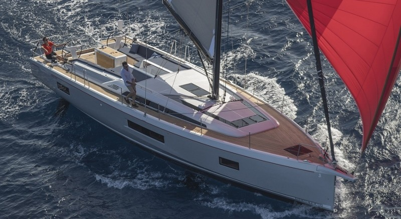 Oceanis 51.1 NEW Sailitalia